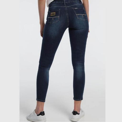 Lois Jeans Pantalón Denim Lua Ankle Kesade. [1]