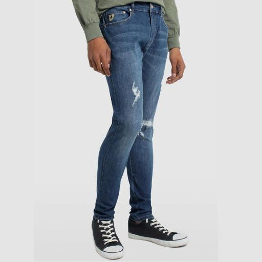 Lois Jeans pantalón denim Money Exa 116702