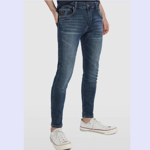 Lois Jeans Pantalón Denim New Money Cruz 115219