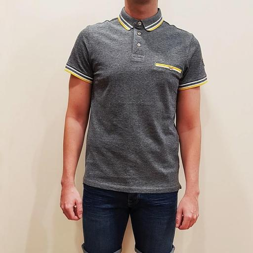 Privata Polo Grey