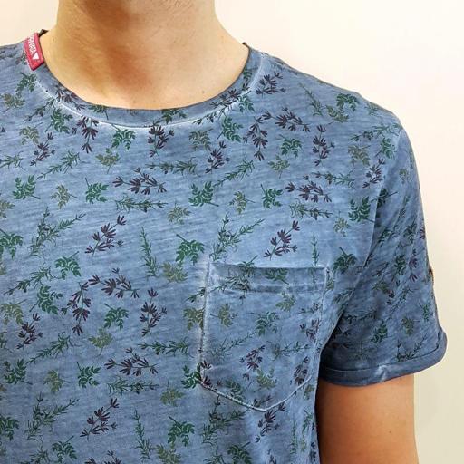 Privata Camiseta Ramas 27720 [3]
