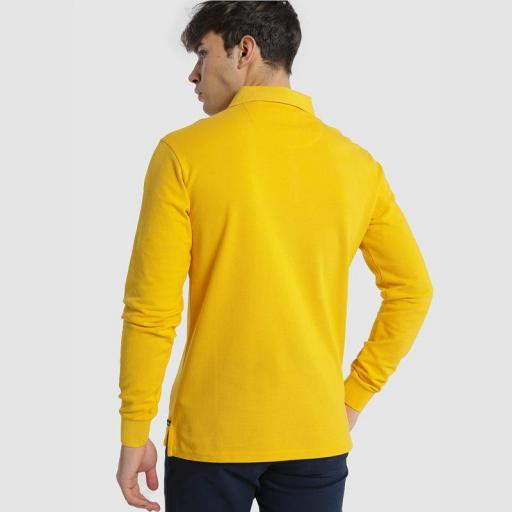Lois Jeans Polo Water amarillo 117622 [1]