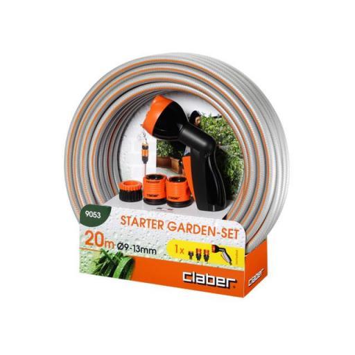 Starter Garden set Claber 9031
