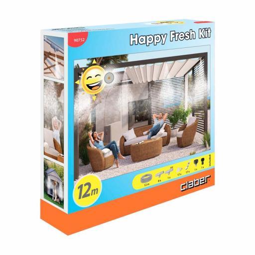 KIT HAPPY FRESH 12 M Claber 90752