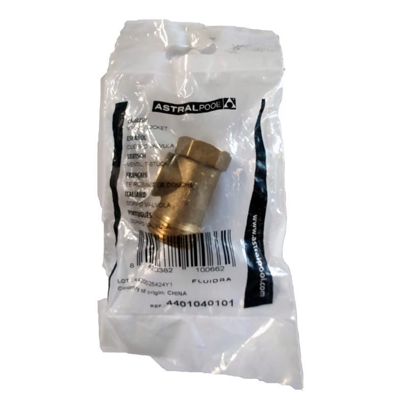 Cuerpo de válvula AstralPool 4401040101