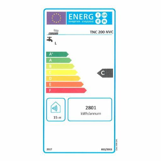 Termo eléctrico Cointra TNC NVC 200 [1]