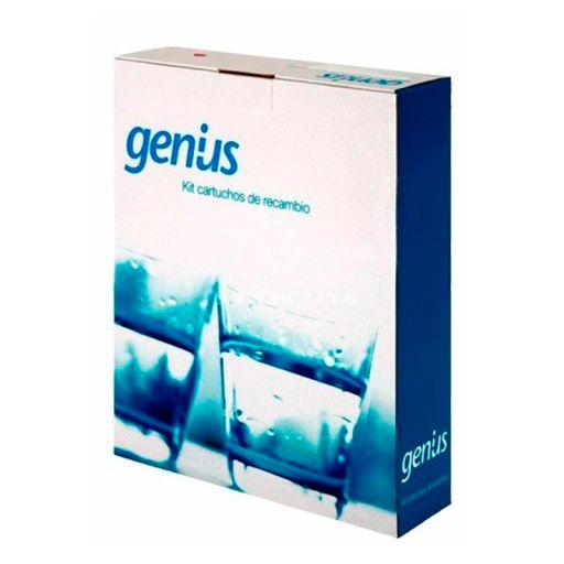 Kit cartuchos de recambio Ósmosis Genius ATH 304230