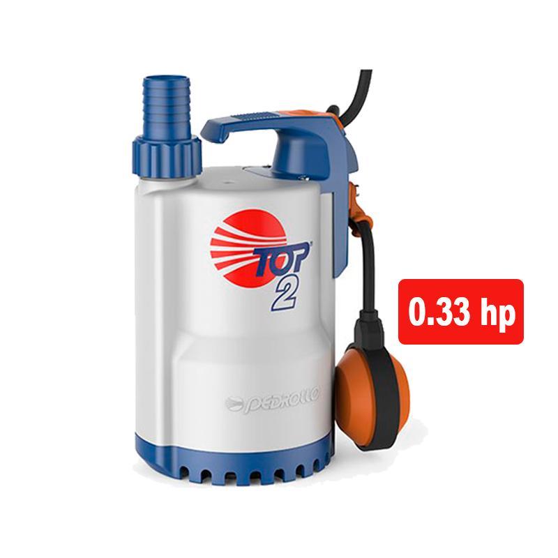 Pedrollo Top 1 - Bomba de achique aguas limpias