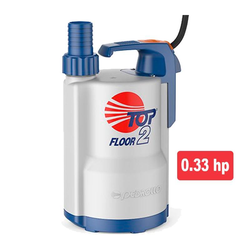 Pedrollo Top 1 Floor - Bomba de achique aguas limpias