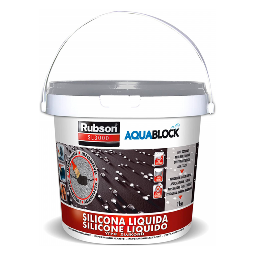 Silicona Líquida Rubson 1Kg. [1]