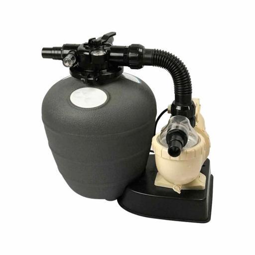 Kit de filtración piscina elevada