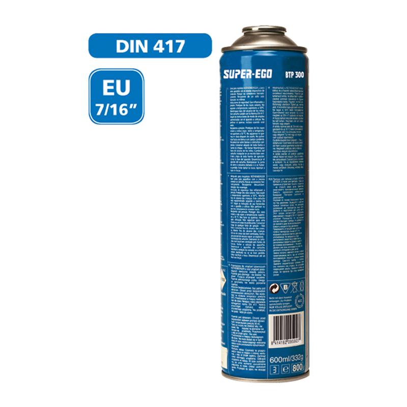 Botella Gas BTP 300