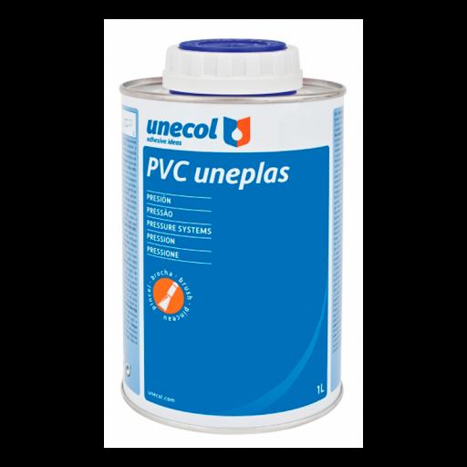 Adhesivo PVC Unecol Uneplas con pincel [2]