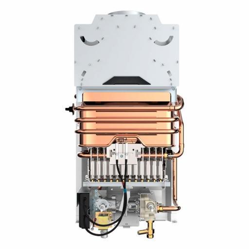 Calentador Atmosférico Juntek  JCAH-11 B, Low Nox, Gas butano [1]