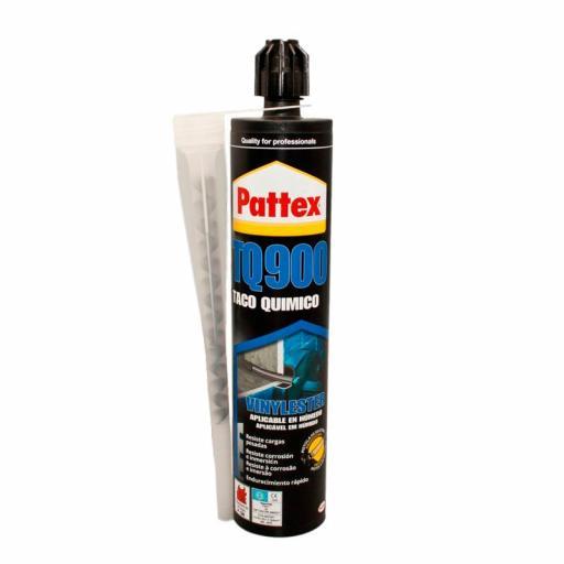 Taco Químico Pattex TQ-900 Vinylester