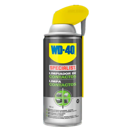 WD-40 Limpiador de Contactos Spray 400ml