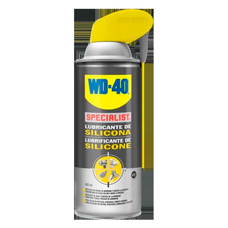 Wd-40 Lubricante de Silicona Spray 400ml.