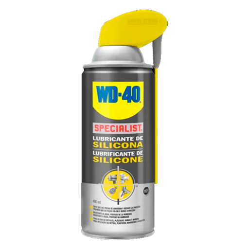 Wd-40 Lubricante de Silicona Spray 400ml.