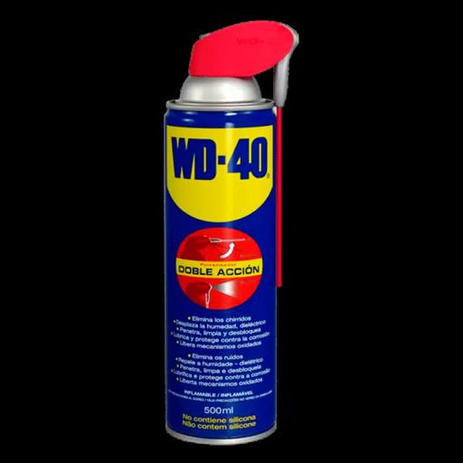 WD-40 Producto doble acción Spray 500ml