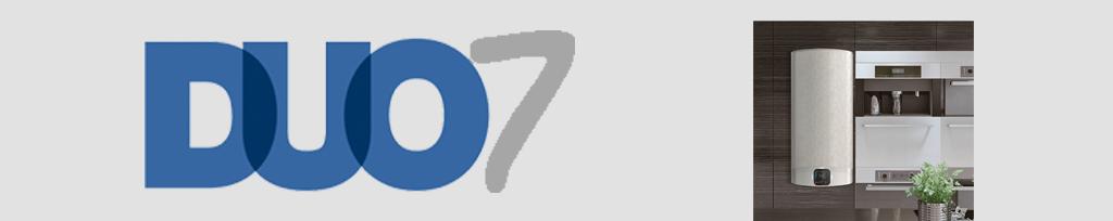 DUO 7, el mejor termo eléctrico de Fleck