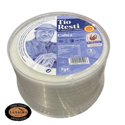 Queso Fresco Cabra 100% 1.05 kg Aprox. [0]