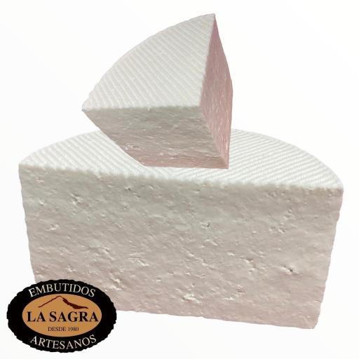 Queso Fresco Cabra 100% 1.05 kg Aprox. [1]