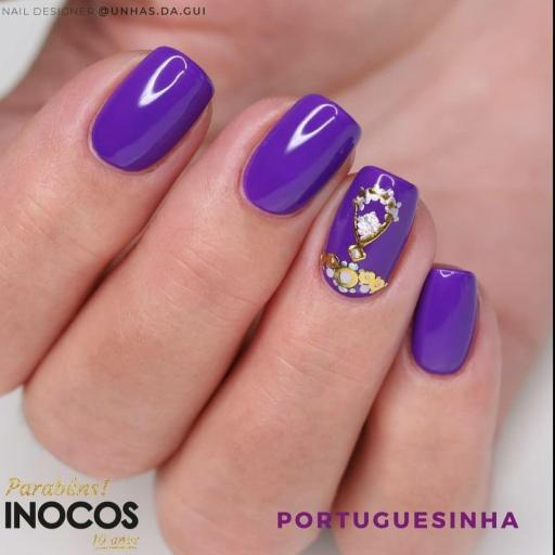 Esmalte Inocos *Portuguesinha* [1]