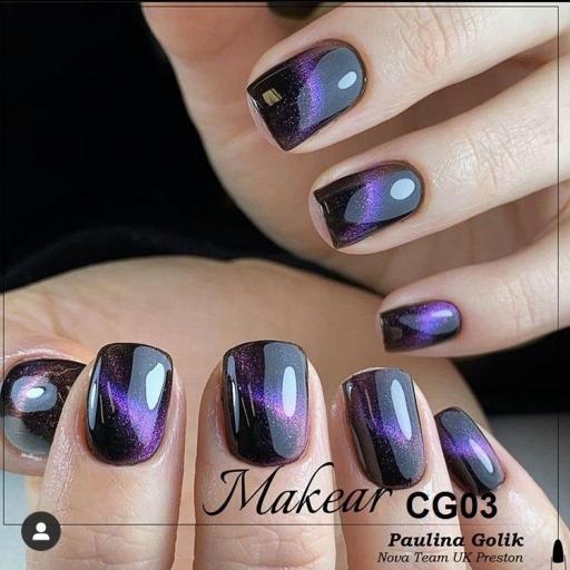 Esmalte cat eye Makear *GC03* [1]