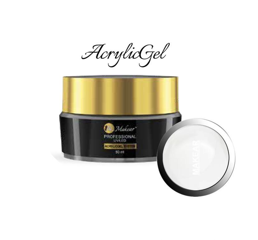 Acrylicgel Clear Makear 15 gr