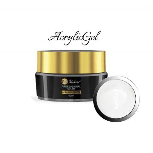 Acrylicgel Clear Makear 15 gr  [0]