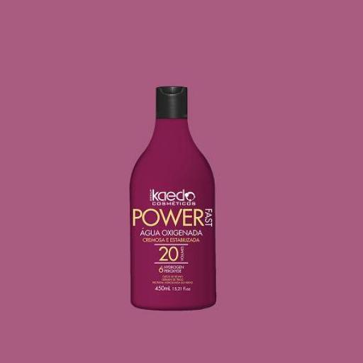 Agua oxigenada 20 Kaedo 450 ml