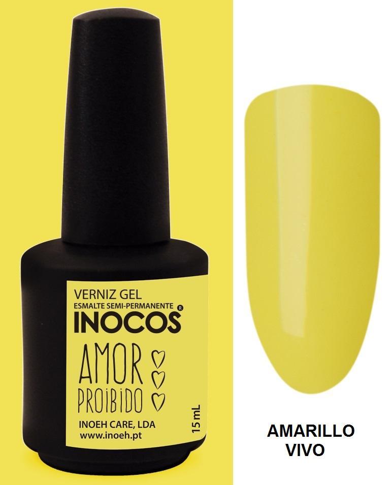 Esmalte Inocos *Amor prohibido*