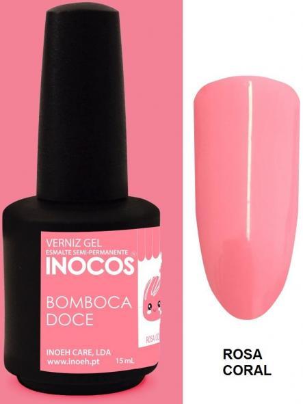 Esmalte Inocos *Bomboca doce*
