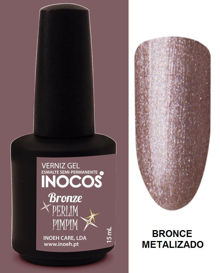 Esmalte Inocos *Bronce perlimpimpim*