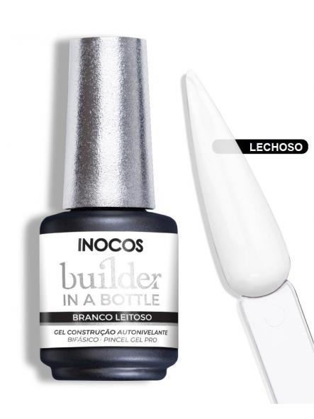 Builder bottle Blanco lechoso Inocos