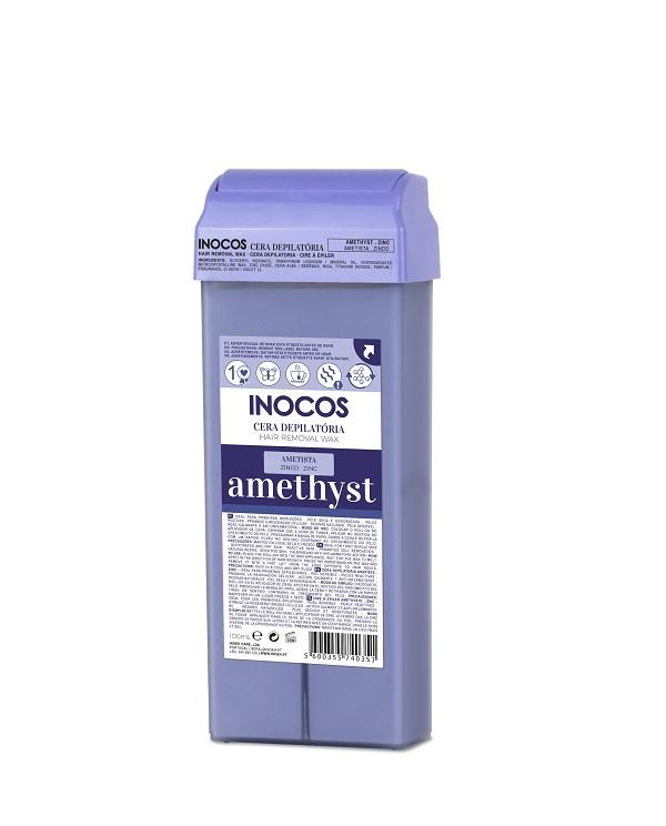 Cera Amatista roll-on Inocos 100 ml
