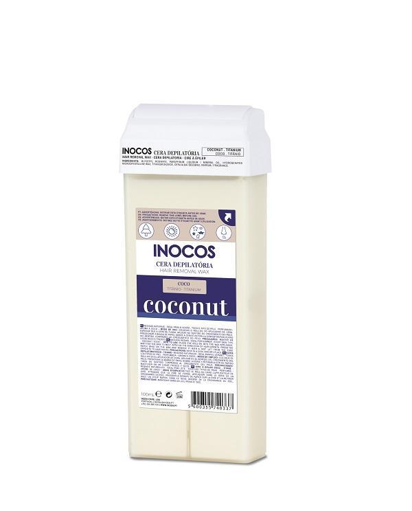 Cera Coco roll-on Inocos 100 ml