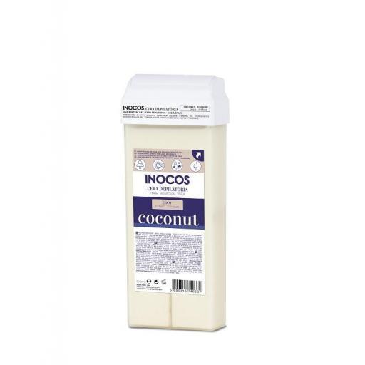 Cera Coco roll-on Inocos 100 ml [0]