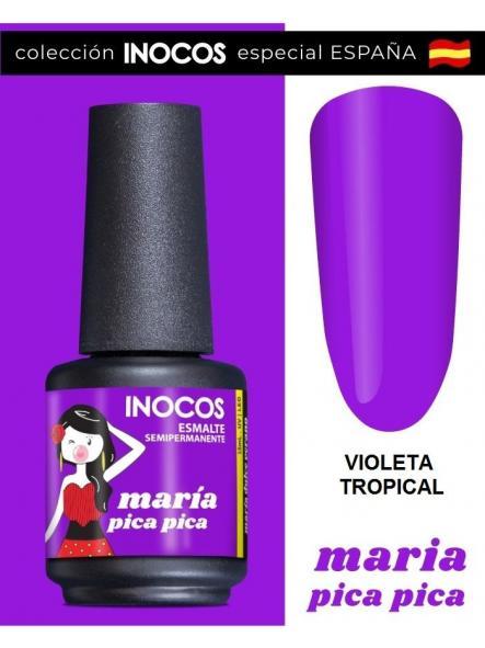 Esmalte Inocos *Pica pica*