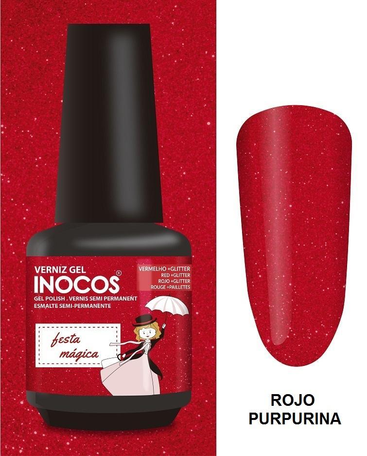 Esmalte Inocos *Festa mágica*