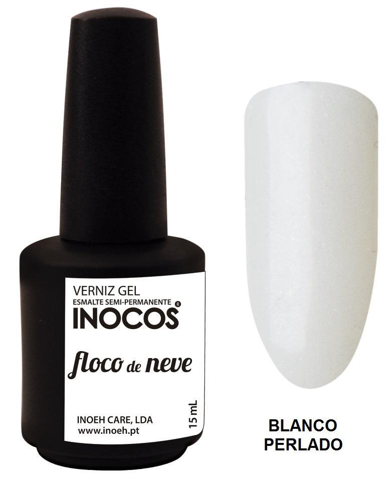 Esmalte Inocos *Floco de neve*
