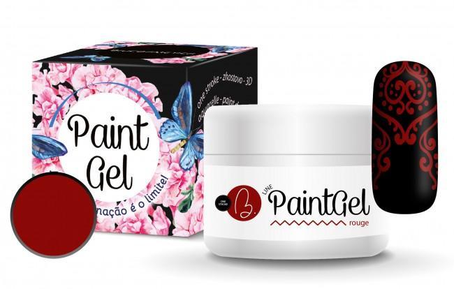 Gel paint Rouge Biucosmetics
