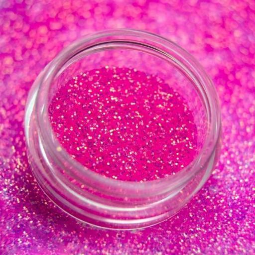 Glitter crystal Neón barbie