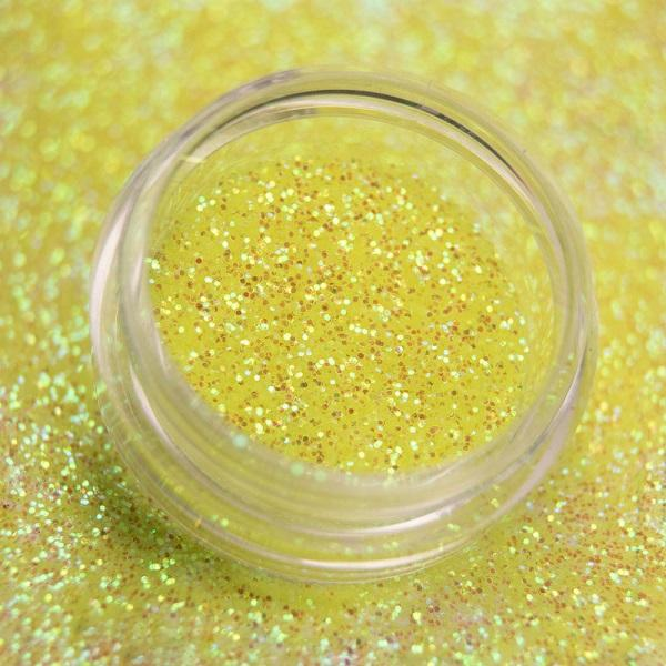 Glitter crystal Neón citrus