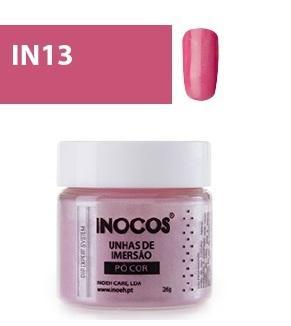 Acrílico IN13 Rojo metal Inocos 26 gr