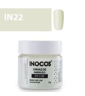 Acrílico IN22 Verde Inocos 26 gr