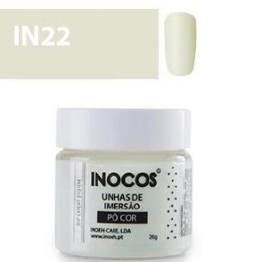 Acrílico IN22 Verde Inocos 26 gr [0]