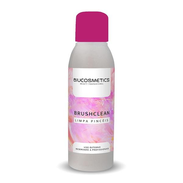 Limpia pinceles Biucosmetics 100 ml