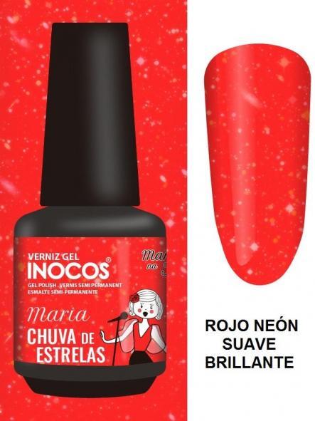 Esmalte Inocos *Chuva de estrelas* [0]