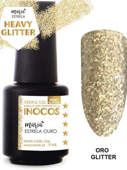Esmalte Inocos *Estrela ouro*